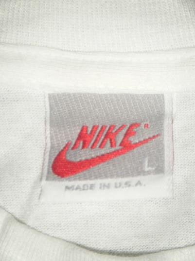 Harold Miner Nike 80s Shirt