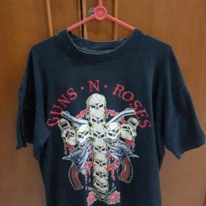 Gun N Roses Use Ur Illusions Vintage Tshirt