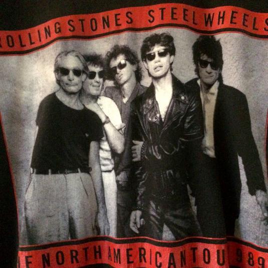 Rolling Stones Steel Wheels