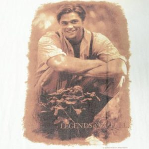 Vintage 1994 Legends of the Fall Movie Promo T ShirtL