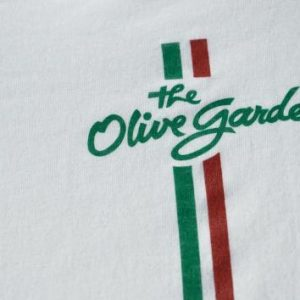 Vintage 1980s Olive Garden Restaurant T-Shirt L
