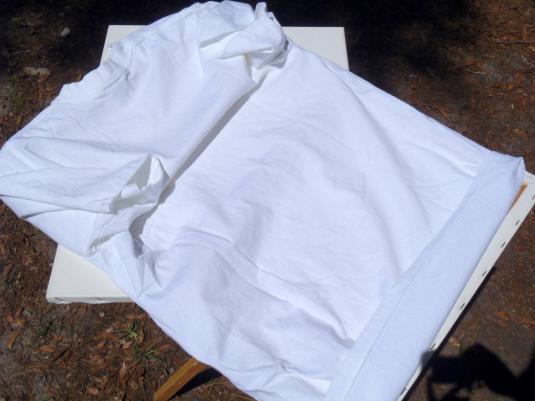 Vintage 1990s White Orlando Magic NBA Budweiser T-Shirt L/XL