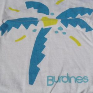 Vintage 1991 Burdines Department Store T-Shirt XL