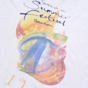 Vintage 1999 Stratford Upon Avon Playfest Cotton T Shirt XL
