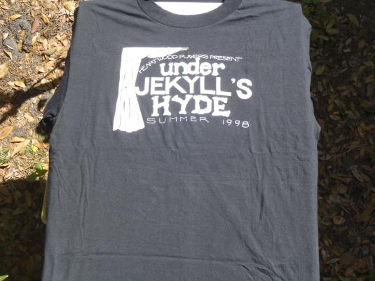 Vintage 1998 Heartwood Players Production T Shirt L
