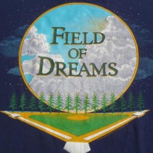 Vintage 1989 Field of Dreams T-Shirt XL