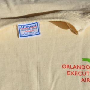 Vintage 1996 Orlando Executive Airport T-Shirt