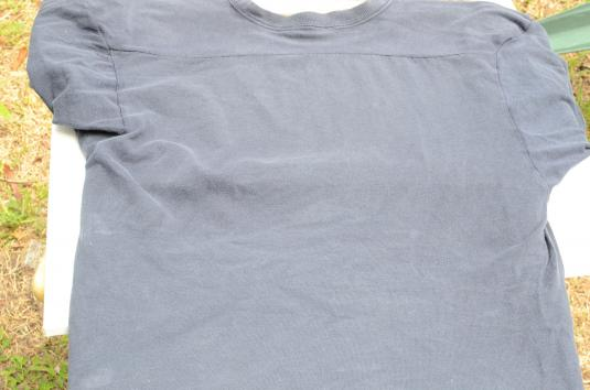 Vintage 1980s Yale University Long Sleeved Jersey T Shirt L
