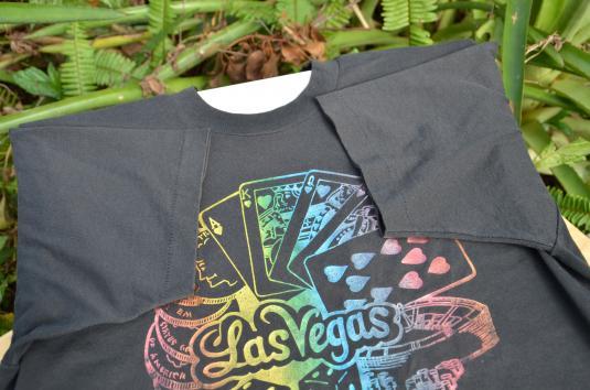 Vintage 1990s Las Vegas Souvenir T-Shirt L