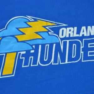 Vintage 1991/92 Orlando Thunder WLAF T-Shirt L