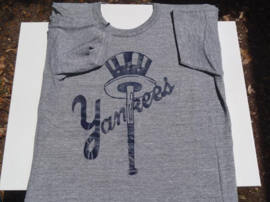 Vintage 1970s New York Yankees T-Shirt