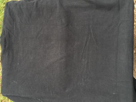 Vintage 1990s The Tick Evil Beware Black Cotton T-Shirt XL