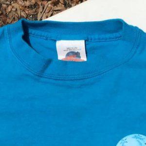 Vintage 1990s Planet Hollywood Arnold Schwarzenegger T-Shirt