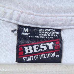 Vintage 1990s Nashville Palace Country Music White T-Shirt M