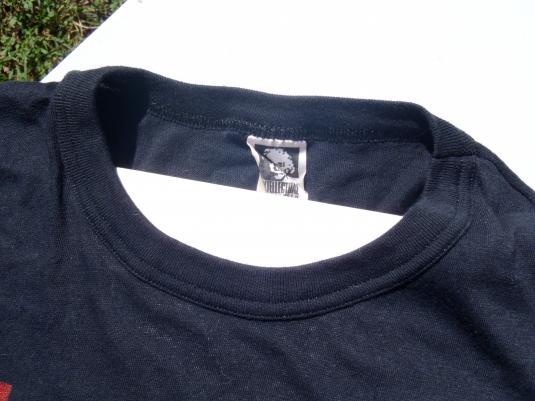 Vintage 1985 Corey Hart Boy in the Box Tour Navy T Shirt M