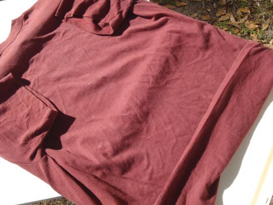 Vintage 1980s Screw U Graphic Plum T-Shirt L/XL