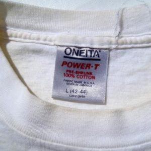 Vintage 1990s Yale Alumni Fund White Cotton T Shirt L