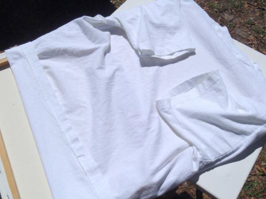 Vintage 1995 White Orlando Magic NBA Cotton T Shirt XL