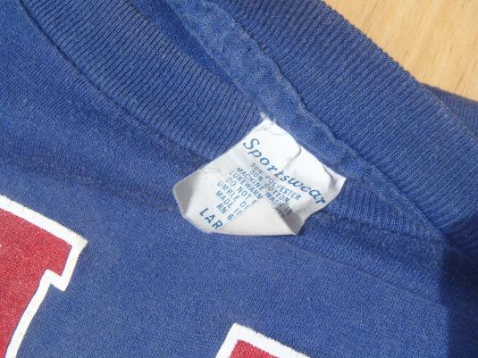Vintage 1987 Buffalo Bills T-Shirt L