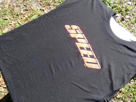 Vintage 1994 Speed Movie Promo Black T Shirt L