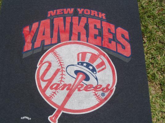 Vintage 1995 New York Yankees T Shirt XL