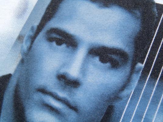 Vintage 1999 Ricky Martin La Vida Loca Tour Cotton T-Shirt