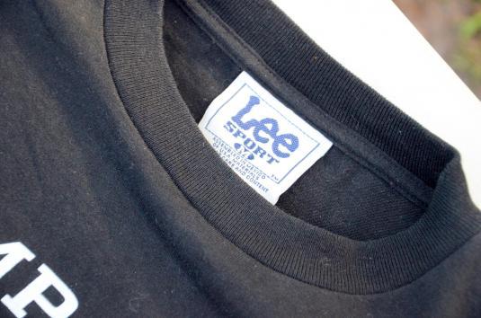 Vintage 1997 Tampa Bay Devil Rays MLB Black Cotton T Shirt M