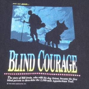 Vintage 1993 Blind Courage Movie T-Shirt M