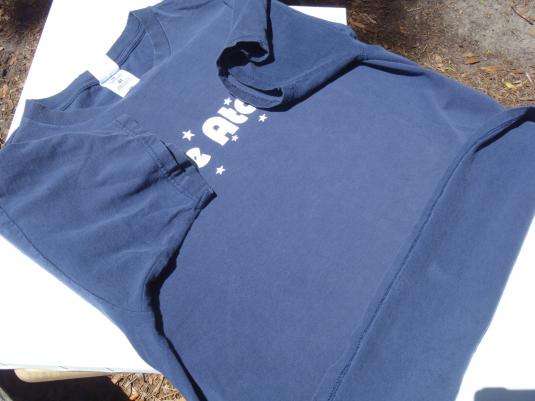 Vintage 1990s Ataris Kung Fu Records Cotton T Shirt XL