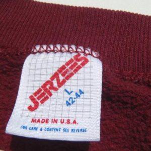 Vintage 1980s Olive Garden Burgundy Sweatshirt L