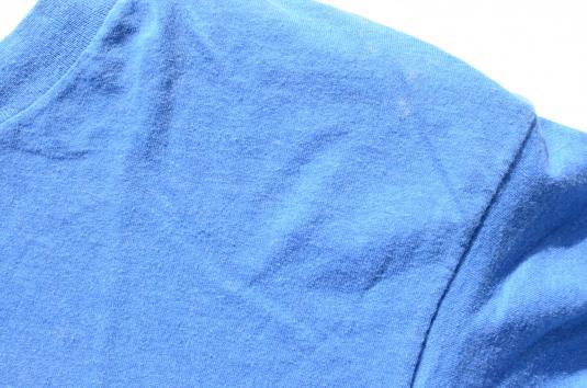 Vintage 1980s Cheers of Boston Blue Souvenir T-Shirt L/XL