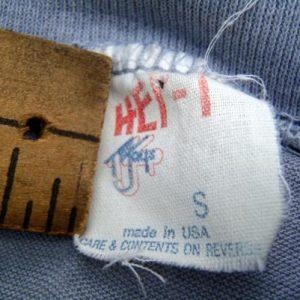 Vintage 1980s Park City Utah Gray Long Sleeve T-Shirt S