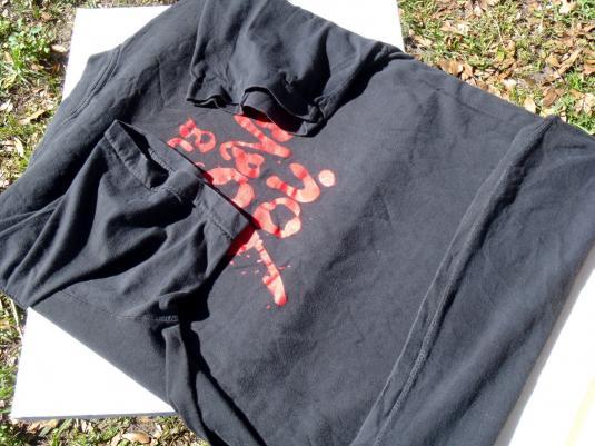 Vintage 1993 Doom Video Game Promo Black T Shirt XL