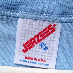 Vintage 1980s Cucumbers Better Risque V-Neck T-Shirt XL