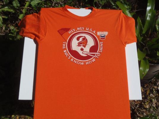 Vintage 1979/80 Tampa Bay Buccaneers T-Shirt M