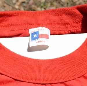 Vintage 1988 Duper Bowl 8 St. Louis Red T ShirtL