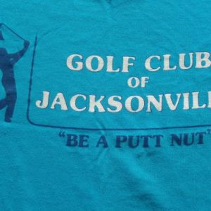Vintage 1980s Jacksonville PGA Golf Club T-Shirt XL