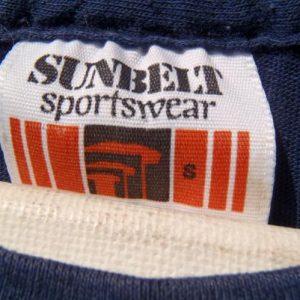 Vintage 1980s University of Florida Navy Blue T-Shirt S