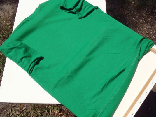 Vintage 1980s You Bet I'm Irish Green T-Shirt M/L