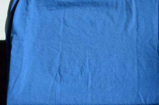 Vintage 1991 Freedom House Family Reunion Blue T-Shirt L