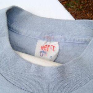 Vintage 1980s Gray 1986 Lady Track Shack T-Shirt S/M