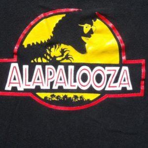 Vintage 1994 Weird Al Yankovic Alapalooza Tour T Shirt XL