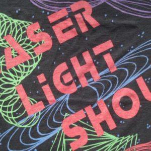 Vintage 1990s Grand Coulee Dam Laser Light Show T Shirt XL