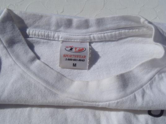 Vintage 1990s ISA Girls Fastpitch T-Shirt T-Shirt M