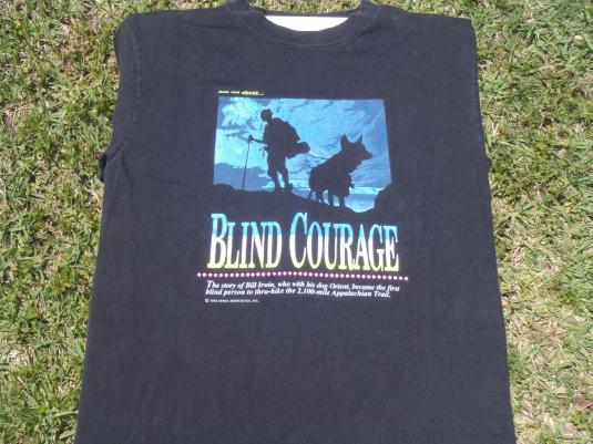 Vintage 1993 Blind Courage Movie T-Shirt M