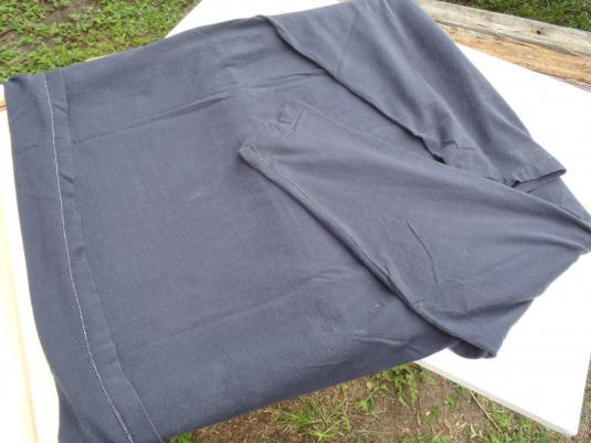 Vintage 1980s Billy Bobs Texas Honky Tonk Navy T Shirt M/L
