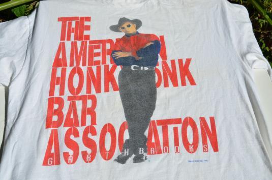 1993 Garth Brooks AHTB Tour Vintage T-Shirt