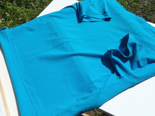 Vintage 1990s Cheers Boston Aqua Blue Souvenir T Shirt M