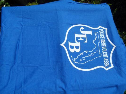 1994 Jeb Bush for Governor PBA Vintage T Shirt XL