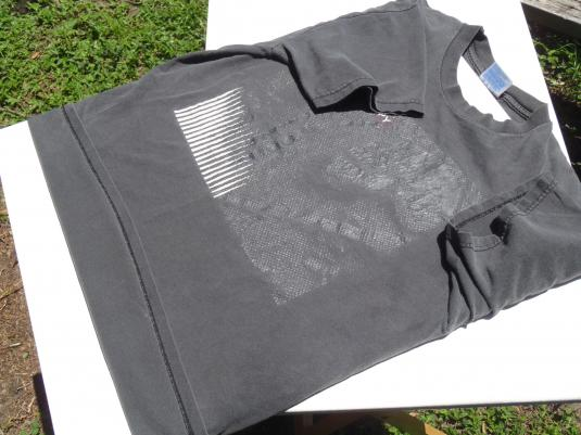 Vintage 1990s Skinny Puppy Remission EP Gray T-Shirt M